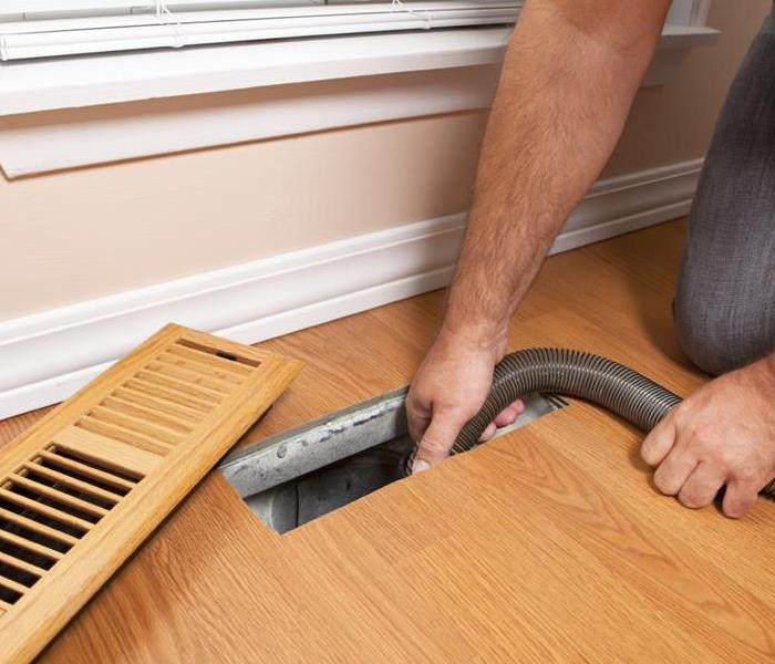 Cleaning SERVPRO makes sure your HVAC system runs smoothly during the Winter season!