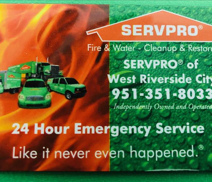 Why SERVPRO Why Won't My Water Damage Mitigation Company Give Me an Estimate?