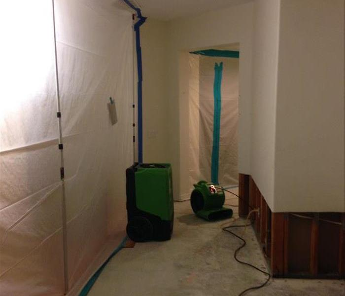 Mold Remediation Mold Containment In Norco, CA Home