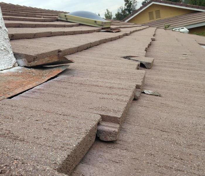 storm damage will your roof leak this year
