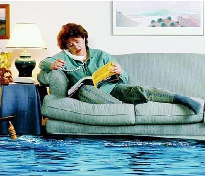 Water Damage Most Common Causes of Water Damage in Your West Riverside Home